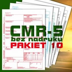 CMR-5 / 10 bloczków